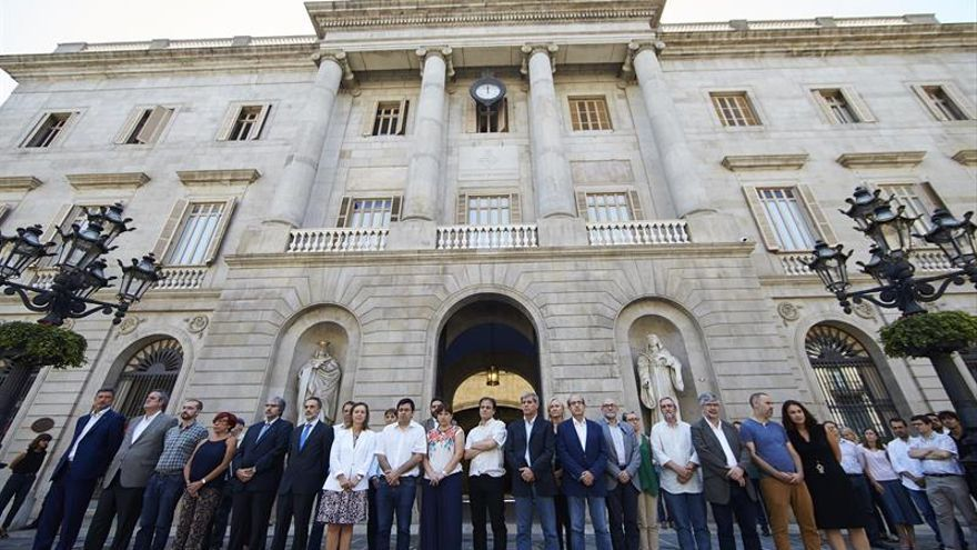 """Ada Colau: """"Barcelona no olvida el horrible asesinato de Miguel Ángel Blanco"""""""