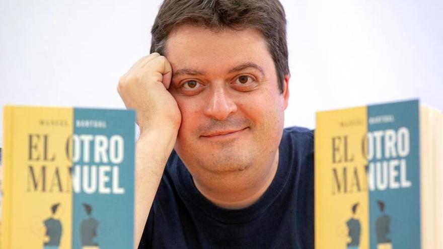 Manuel Bartual: La historia que conté en Twitter me ha cambiado la vida