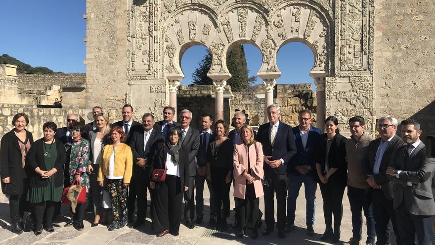 Las Ciudades Patrimonio de la Humanidad apoyan la candidatura de Medina Azahara a Patrimonio Mundial