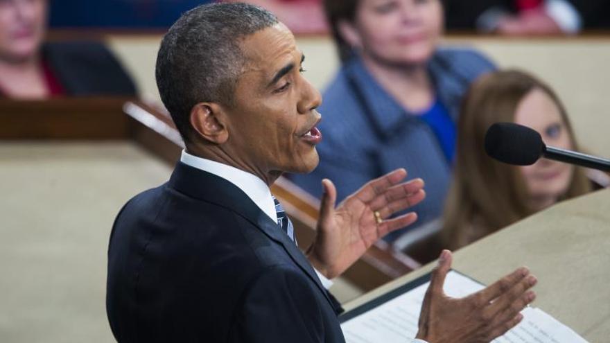 """Obama celebra la firma del TPP, que pone a los trabajadores de EE.UU. """"en primer lugar"""""""