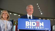Biden suma los delegados para ser candidato demócrata y desafiar a Trump