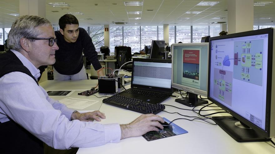 Ikerlan participa en un proyecto, con un presupuesto de seis millones, para reforzar la ciberseguridad en la industria