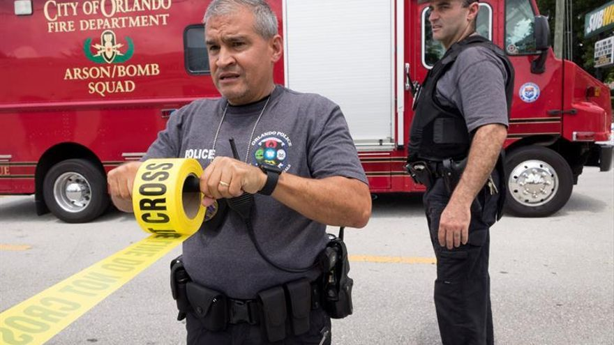 """El Gobernador de Florida dice que la matanza en Orlando fue un """"acto de terror"""""""