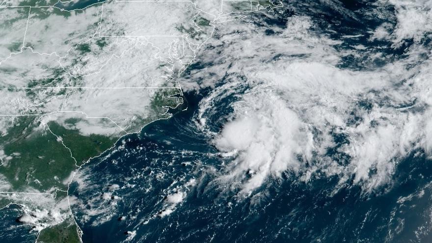 La tormenta tropical Nana se forma cerca de Jamaica y se dirige a Honduras