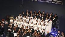 El canto coral desembarca en Torrevieja con las voces del Orfeón Donostiarra