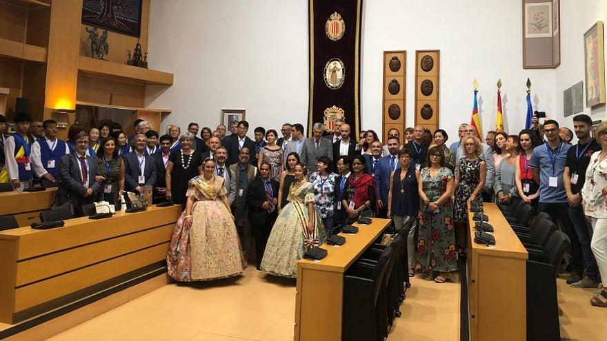 Algemesí ha acollit el Congrés de la Xarxa de Ciutats Patrimoni de la Humanitat
