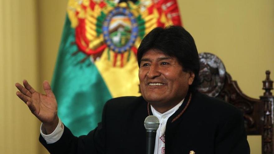 Morales anuncia inversión de 110 millones de dólares en 2 nuevos teleféricos