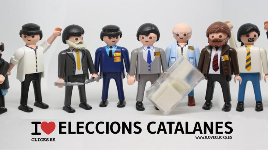 I love eleccions catalanes