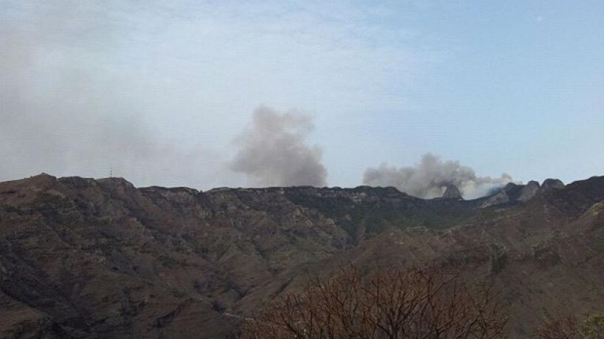 Del incendio en La Gomera #6