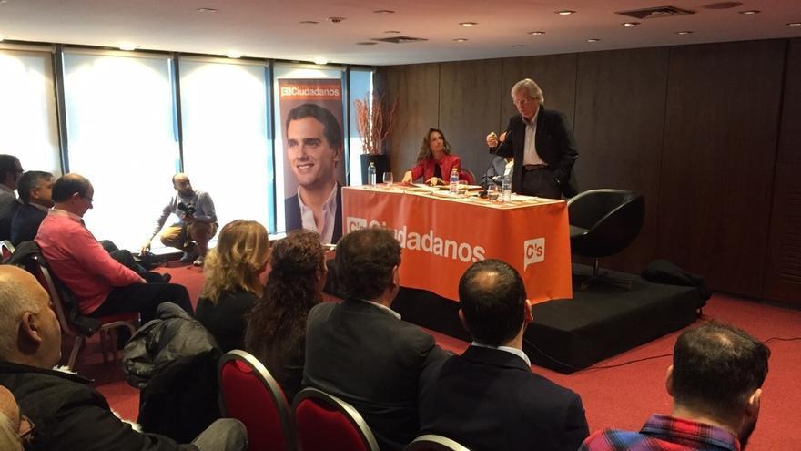 """Javier Nart: """"Ciudadanos tendrá un resultado espectacular porque es el partido de la regeneración de lo posible"""""""