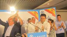 Más de 2.000 compromisarios participan en el XVI Congreso del PP murciano que reelegirá a Pedro Antonio Sánchez