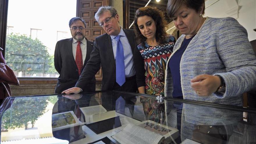 La Universidad de Castilla-La Mancha reúne en una exposición ediciones ilustradas de El Quijote