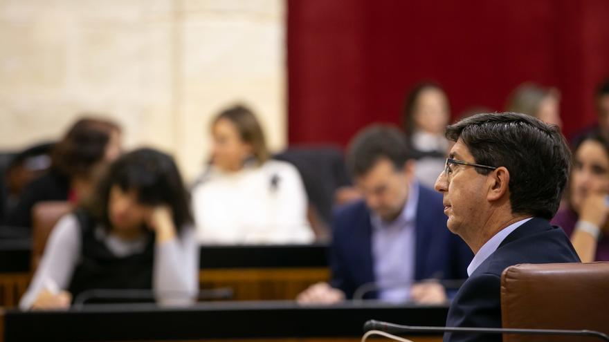 """Marín considera """"correcto y tranquilizador"""" el discurso de Moreno, """"en la línea de lo que esperábamos"""""""