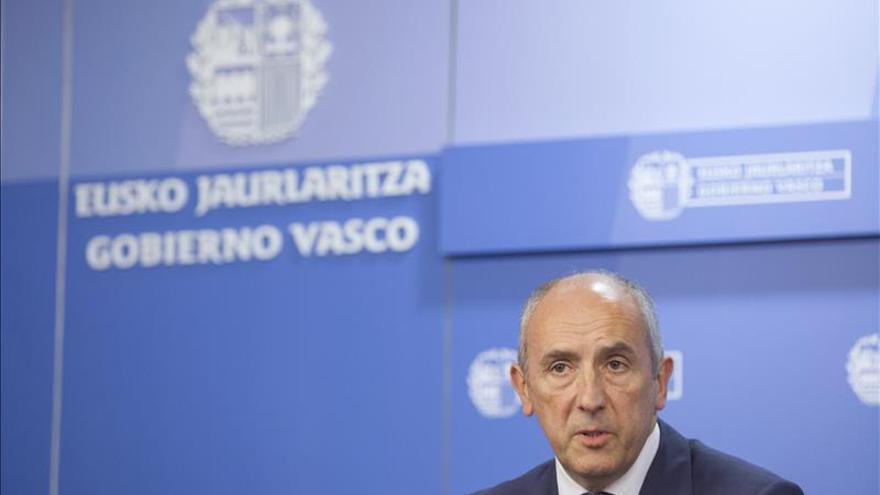 """El Gobierno Vasco ve """"equivocado"""" usar la coerción contra Cataluña"""