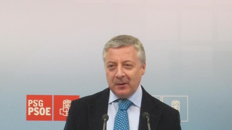 José Blanco registra 40 preguntas en el Congreso para conocer el grado de ejecución de las inversiones en Galicia