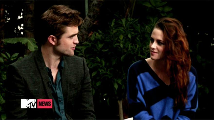 Robert Pattinson y Kristen Stewart, juntos en TV tras su ruptura y reconciliación