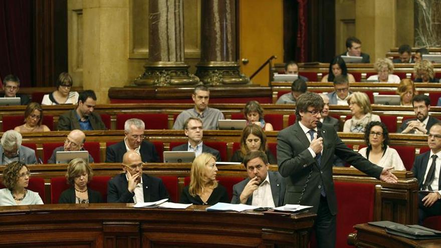 """Francia protesta ante España por la """"intromisión"""" del Parlamento catalán"""