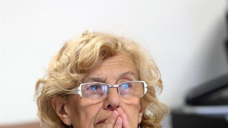 Carmena cederá una nave de Matadero durante 50 años a una coleccionista italiana