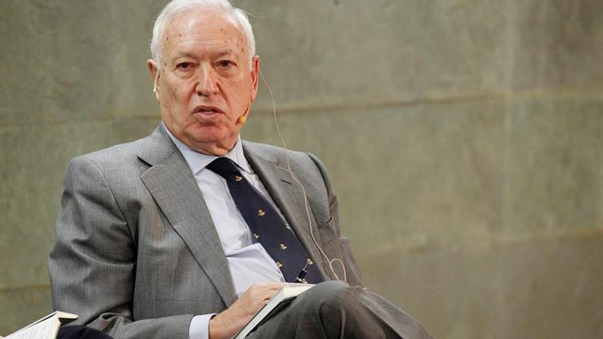 Margallo calcula que en cuatro años Gibraltar podrá ser español