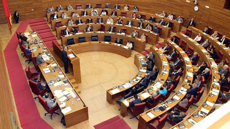 Las Corts Valencianes tendrían dos tercios de diputados progresistas