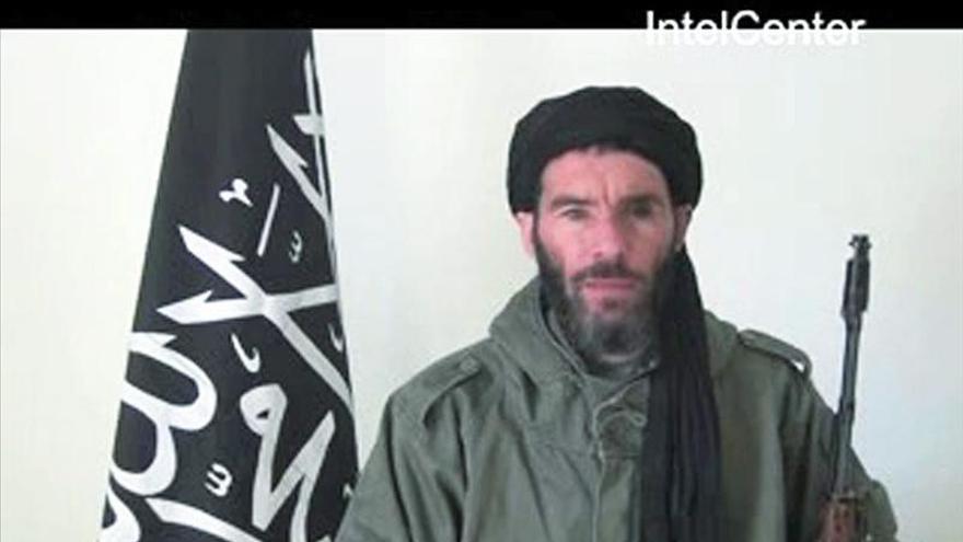 Publican una foto del supuesto cadáver del líder islamista Mokhtar Belmokhtar