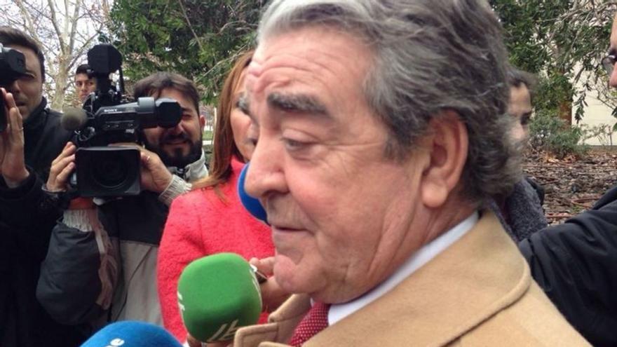 El abogado José María Corbín, cuñado de Rita Barberá, exalcaldesa de Valencia.