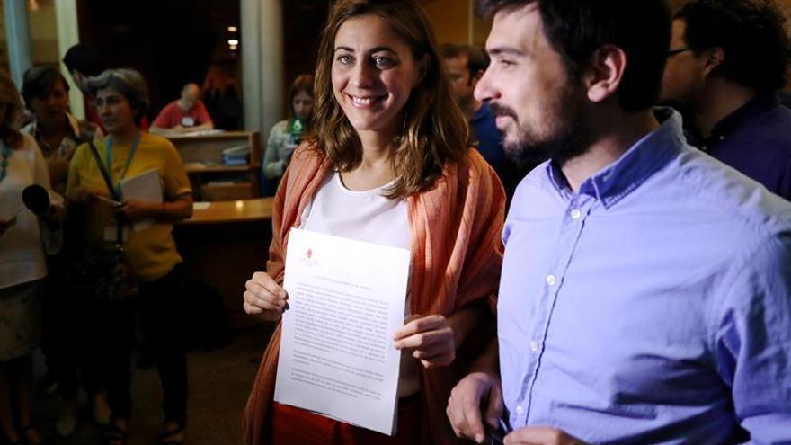 """Podemos presenta su moción de censura contra Cifuentes por """"imperativo ético"""""""