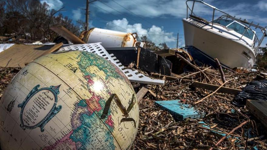 El huracán categoría 1 José podría degradarse el viernes a tormenta tropical