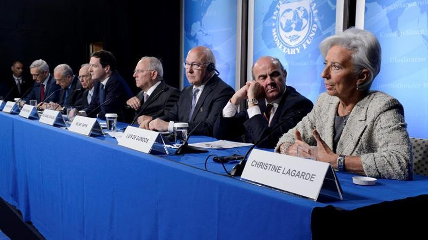 """El FMI celebra la """"modesta"""" recuperación de Italia, cuyo PIB crecerá 1,1 %"""