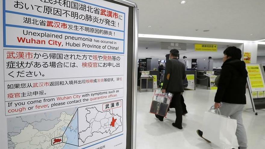 Tercer muerto en China por una neumonía vírica que suma 136 nuevos casos