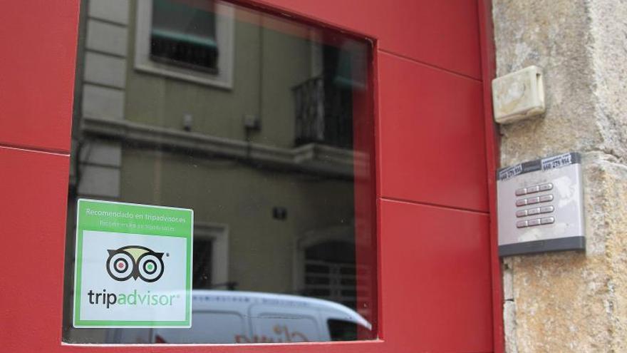 Reclaman más de 660.000 euros a Tripadvisor por daños morales a una empresa