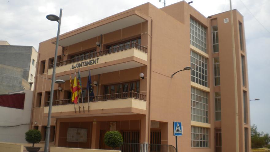 El Ayuntamiento de El Campello, en Alicante