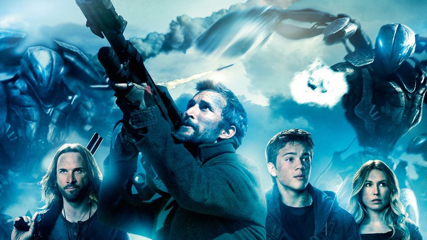 Falling Skies The Game.