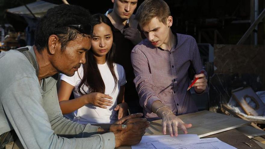 ONG acusa a Tailandia de no proteger a las víctimas del tráfico de personas