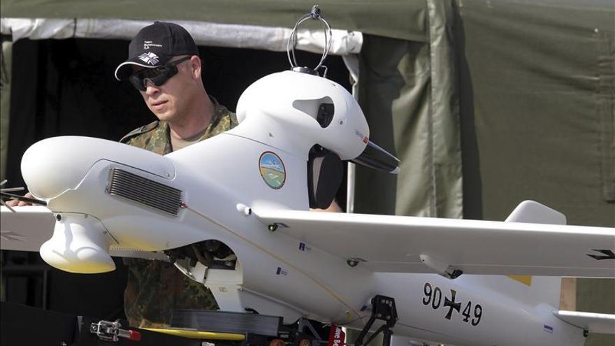 drone harfang