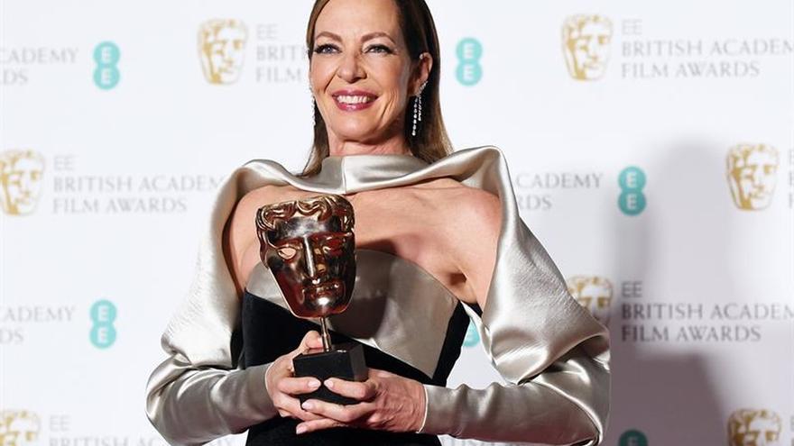 """Allison Janney gana el BAFTA a mejor actriz secundaria por """"Yo, Tonya"""""""