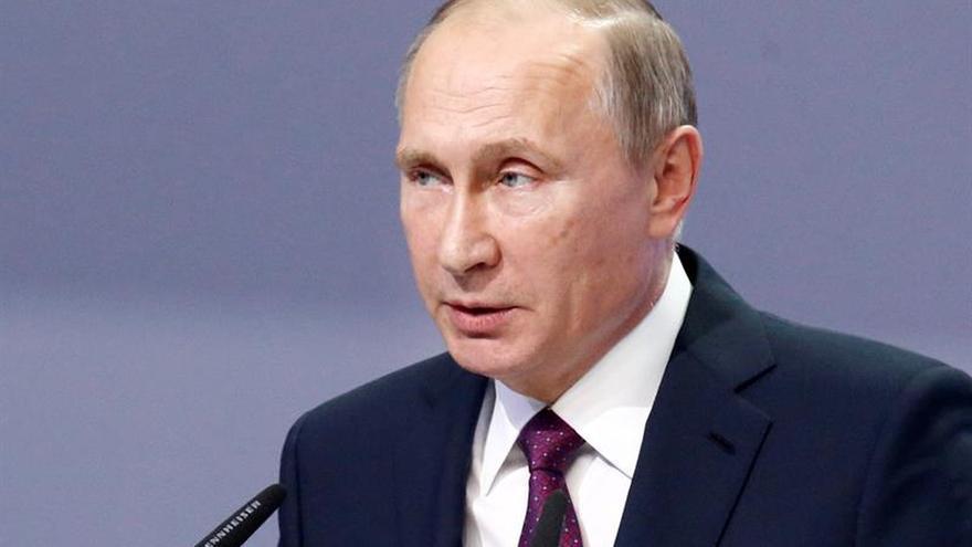 Putin remite a la Duma criticado acuerdo de extradición con Corea del Norte