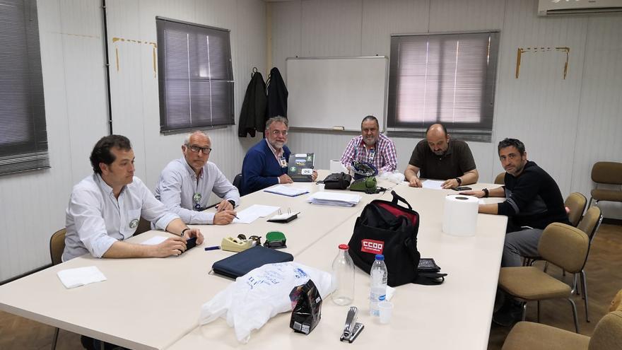 Comité empresa Almaraz