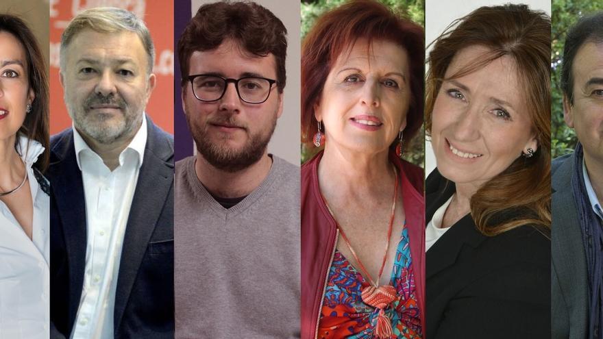 Candidatos a la alcaldía de Cuenca
