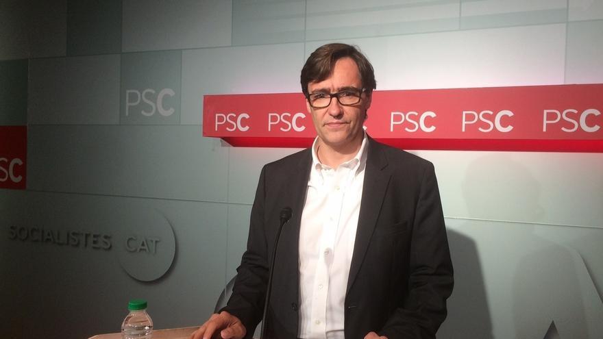 """El PSC ve """"apropiado"""" que el Gobierno controle el gasto del Govern a través del FLA"""