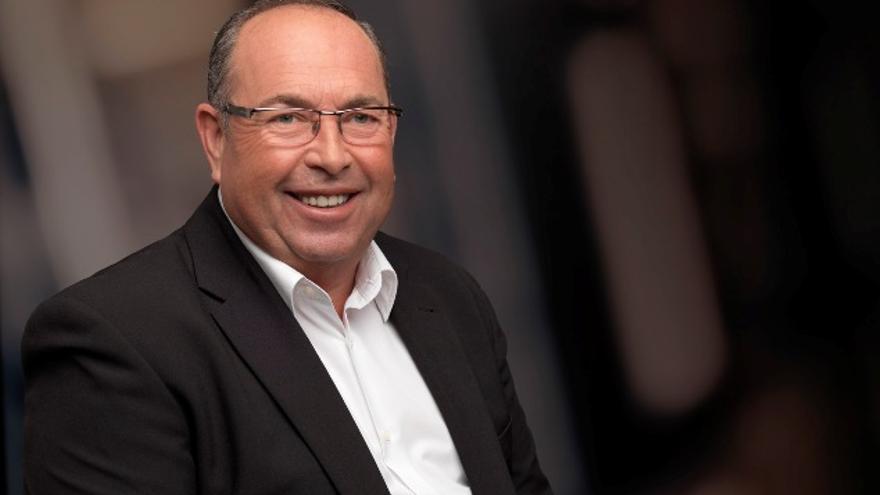 Mariano Pérez Hernández, alcalde nacionalista de CC en El Sauzal