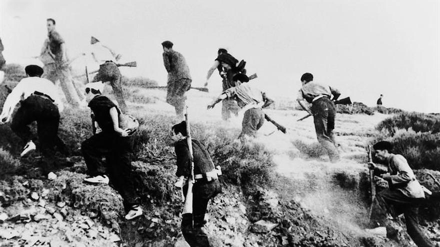 """18 de julio de 1936: Ochenta años del día que """"lo cambió todo"""""""