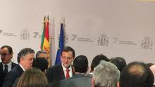 """Rajoy y Urkullu chocan mientras exigen una """"política de Estado"""" para el final de ETA"""