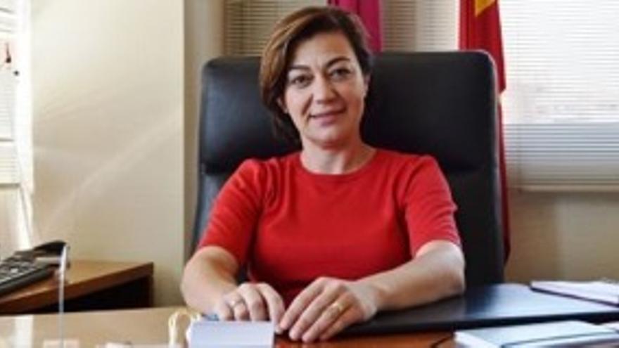 Severa González, Vicesecretaria Sectorial del Partido Popular de Murcia