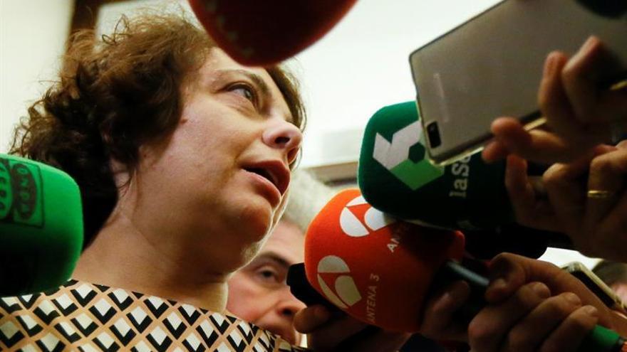 Unidos Podemos pide la creación de una comisión de lucha contra la corrupción