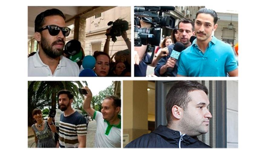 Juzgado de lo Penal 1 acogerá el juicio a cuatro miembros de 'La Manada' por el caso de Pozoblanco