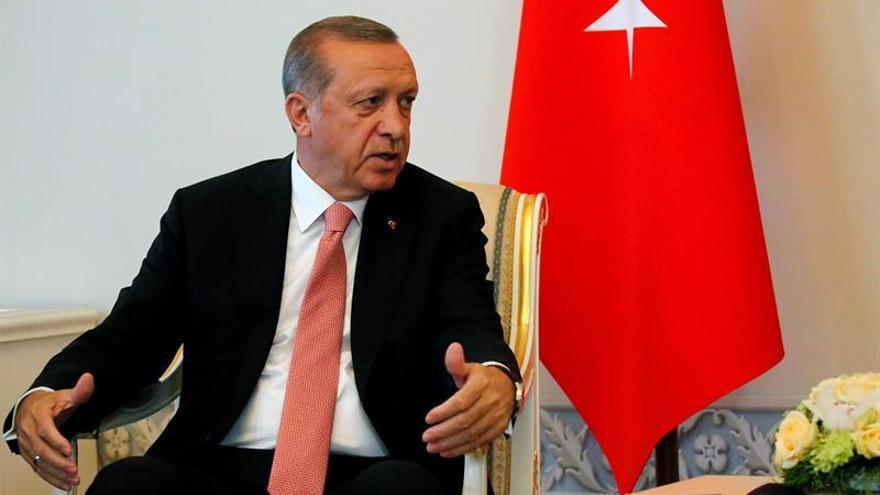 Turquía hace oficial el despido inapelable de 40.000 funcionarios