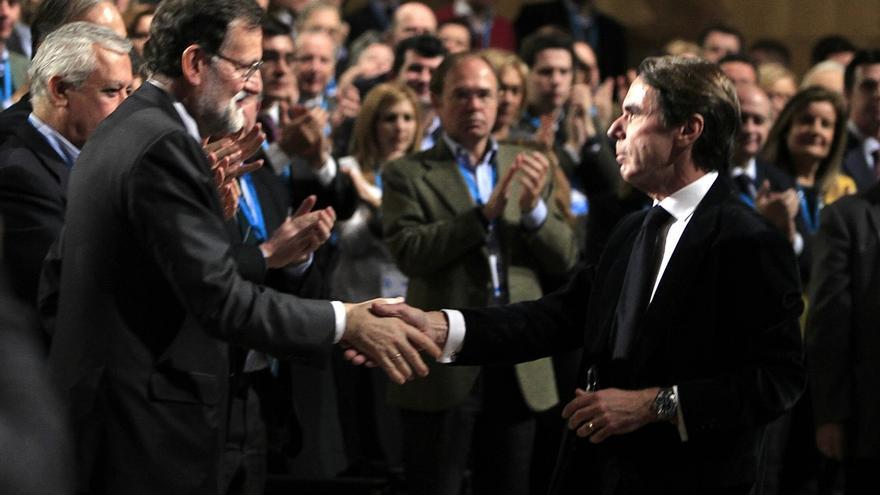 "Convergència considera ""de notable lucidez"" las críticas de Aznar a Rajoy"