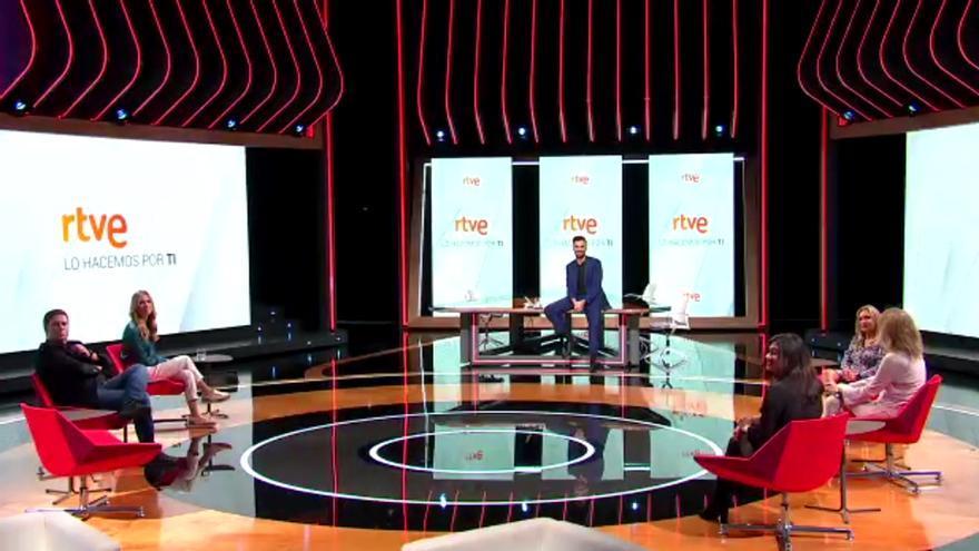 Imagen de la presentación de 'La pr1mera pregunta'