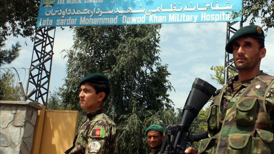 Hallan los cadáveres tiroteados y torturados de siete soldados en Afganistán